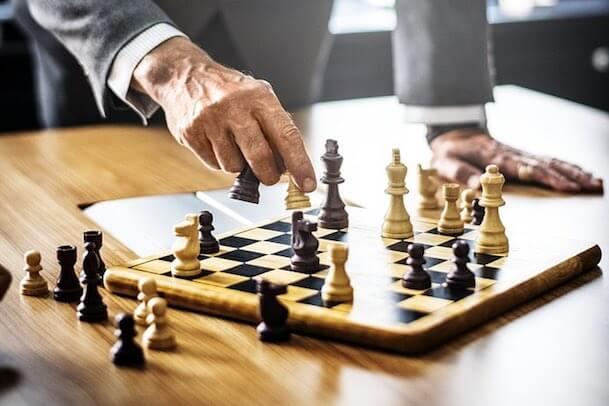 Strategische Vorangehensweise