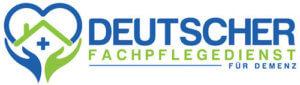 Logoentwicklung-deutscher fachpflegedienst fuer demenz