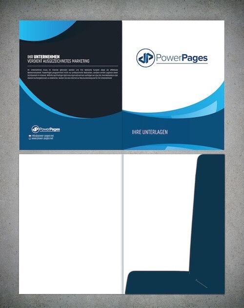 praesentationsmappen design