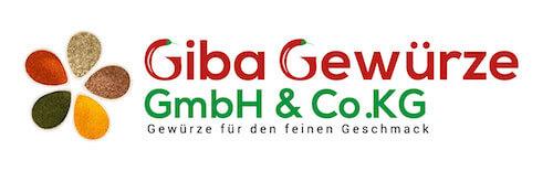 Logoentwicklung Giba Gewuerze