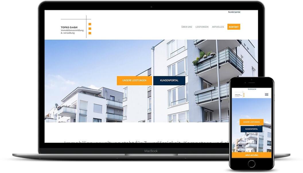Referenz-Immobilienvermittlung